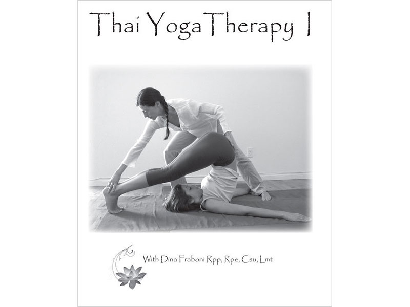 Thai Yoga Therapy -workbook