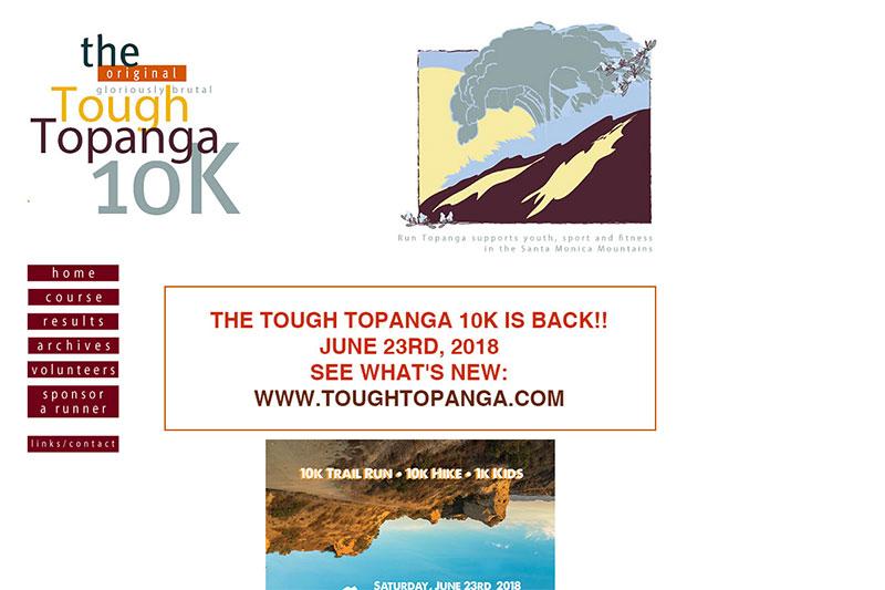 The Tough Topanga 10K