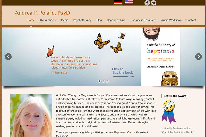 Andrea Polard - Author & Psychologist