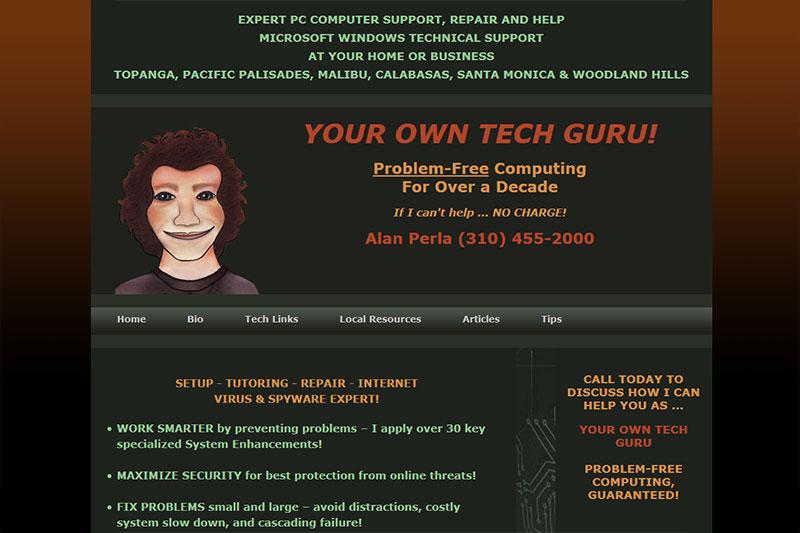 Alan Perla - Computer Guru