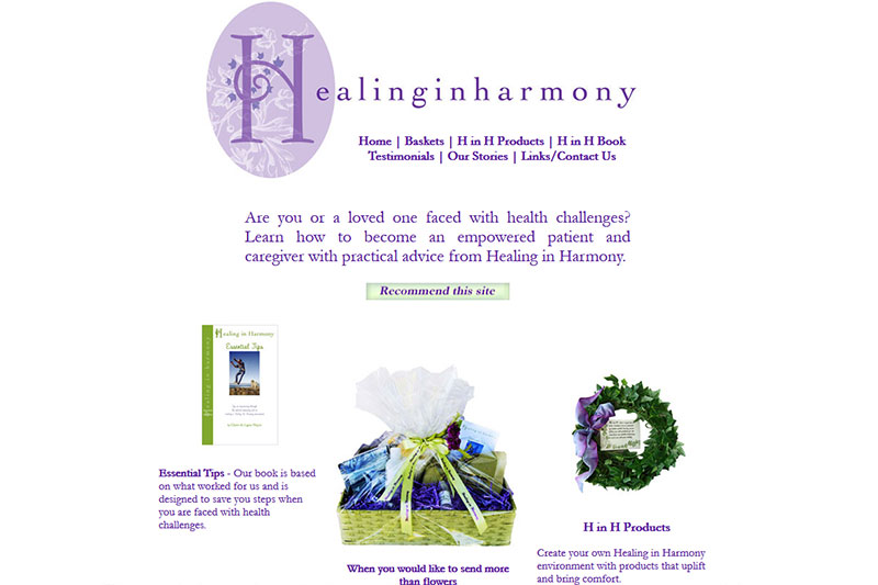 Healing in Harmony