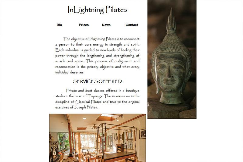 Inlightning Pilates