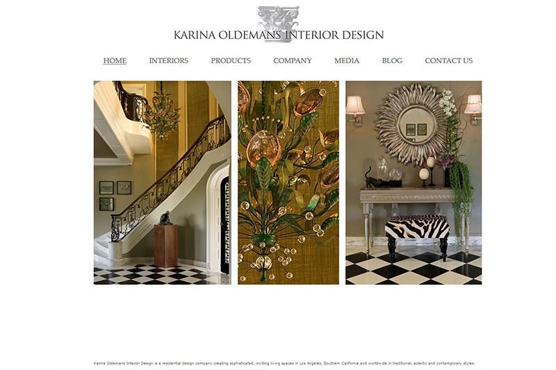 Karina Oldemans Interior Design