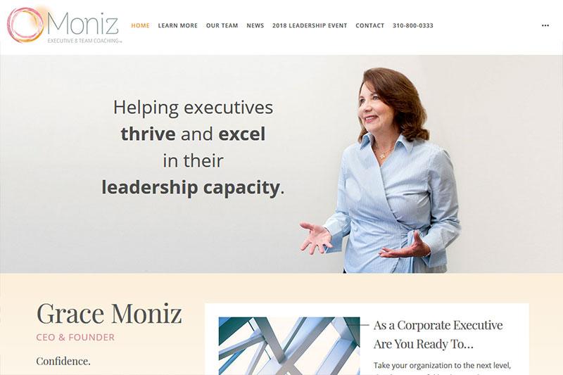 Grace Moniz - Executive Coaching