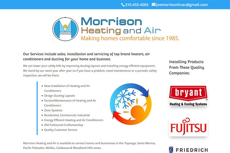 Morrison Heating and Air