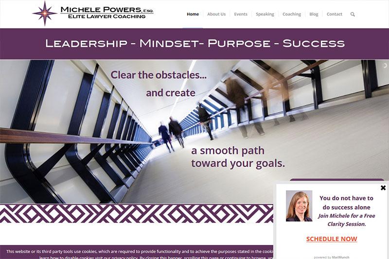 Michele Powers - Lawyer Coaching