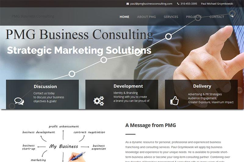 Paul Grzymkowski - Business Consulting
