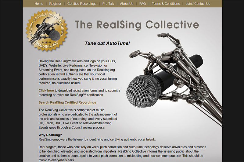 The RealSing Collective