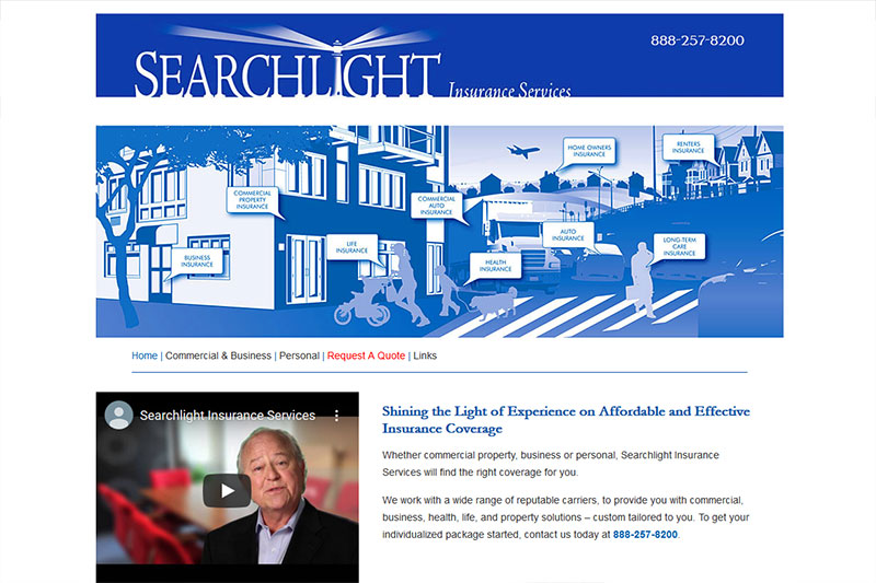 Searchlight Insurance