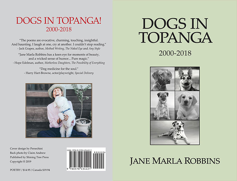 Dogs In Topanga - book